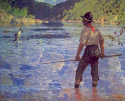 """Salmon Fishing"""