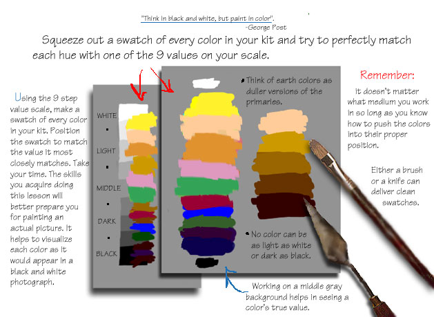 Color - Understanding Color Values