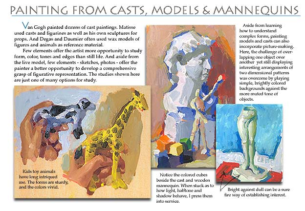 Casts and Models lesson...